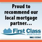 First Class Mortgage Banner1