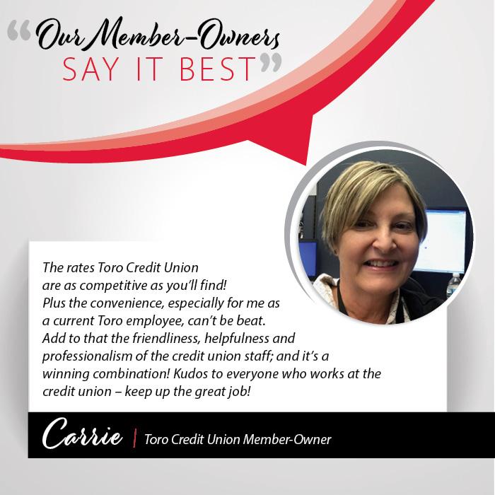 Carrie testimonial