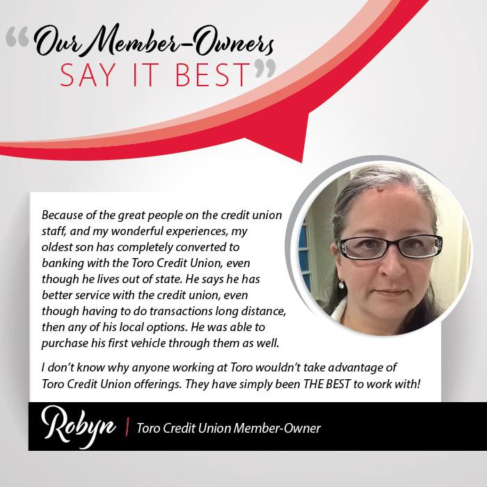 Robyn testimonial