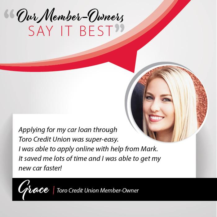 Grace testimonial