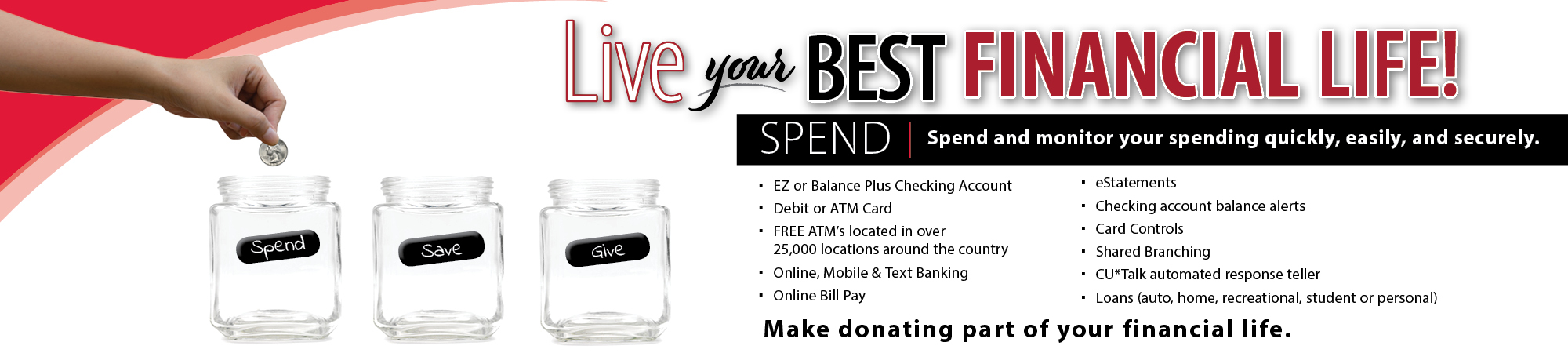 Spend – Life Your Best Life