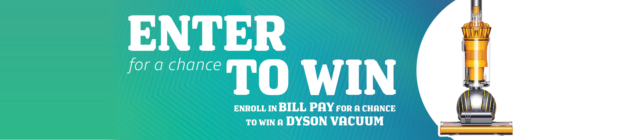 Bill Pay Contest October & November