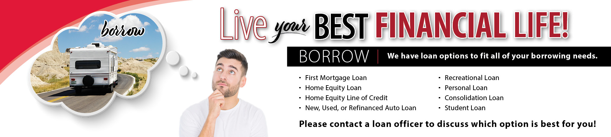 Borrow – Live your best financial life