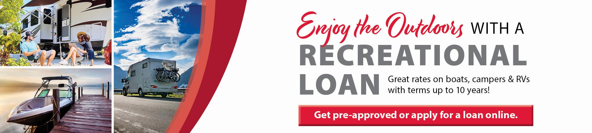 Recreational Loan